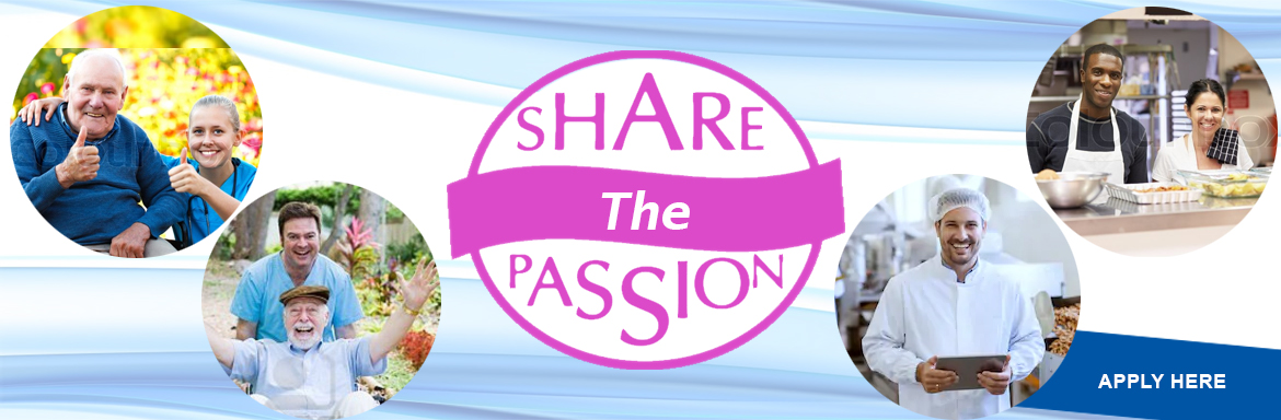 Share The Passion